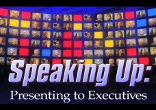 PowerSpeaking – Speaking Up