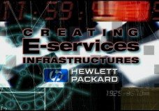 Hewlett-Packard E-services