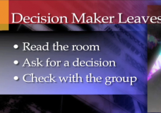 PowerSpeaking – Decision Maker