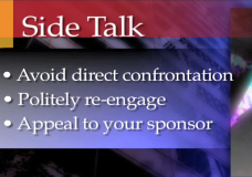 PowerSpeaking – Side Talk