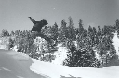 snow jump