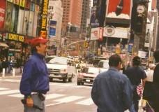 nyc david times square 9-14-01