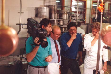 norway directing cooking segment