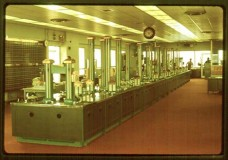 panama canal control room