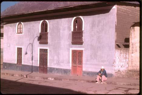 peru village