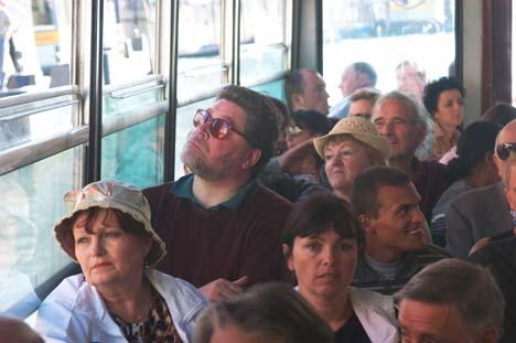 venice bus ride