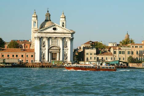 venice church and vaparrotto