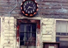 general store clock